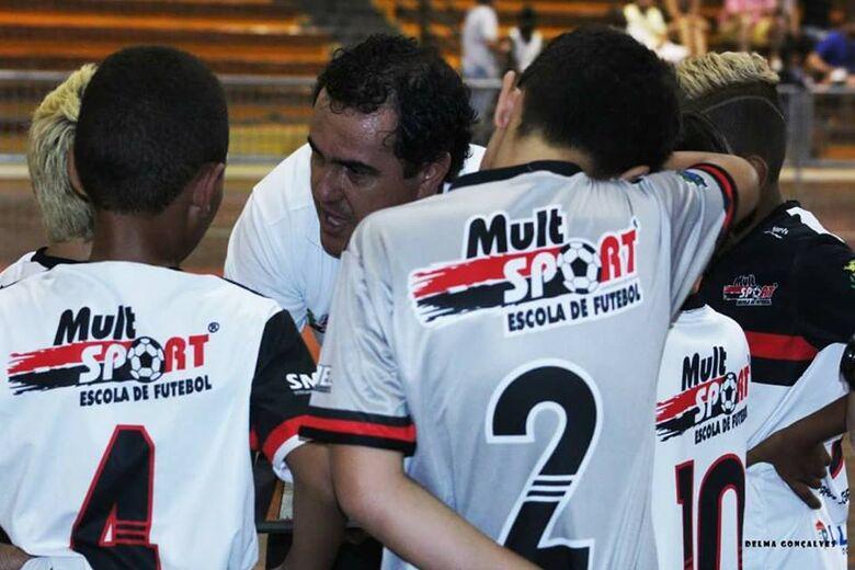 Após expressivas vitórias na Copa Sesi, Multi Esporte irá estrear na Copa Sul Minas - Crédito: Divulgação