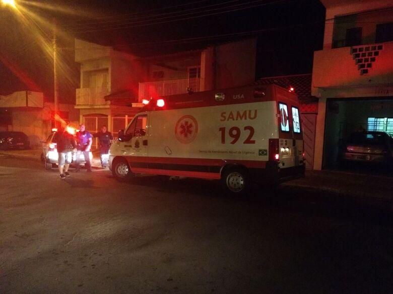 Guarda Municipal é esfaqueada durante assalto - Crédito: Luciano Lopes