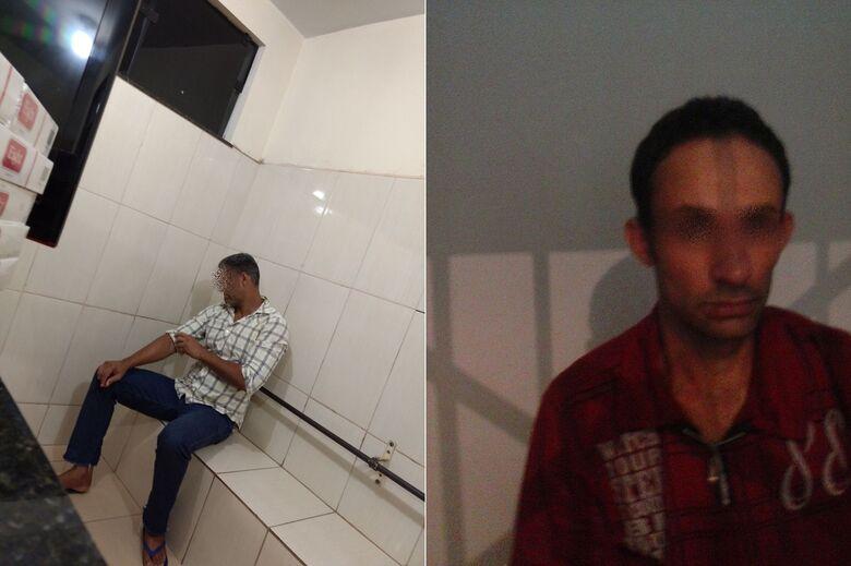 Homens procurados pela Justiça são presos pela Polícia Militar -
