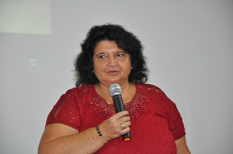 A 1ª vice-presidente da Acisc, Ivone Manente Zanquim, está entre as homenageadas - Crédito: Divulgação