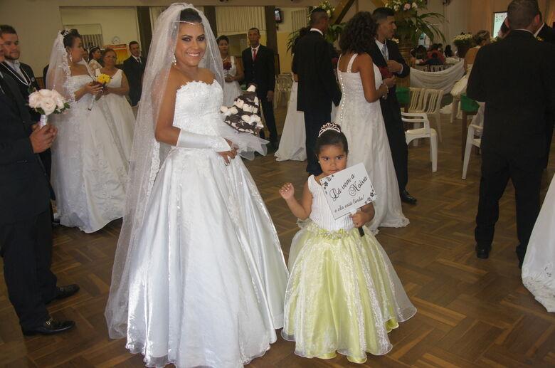 Casamento comunitário está com inscrições abertas - Crédito: Divulgação