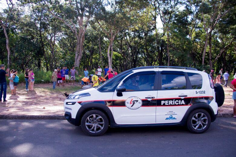 Homem é morto a tiros no Jardim Zavaglia - Crédito: Marco Lucio