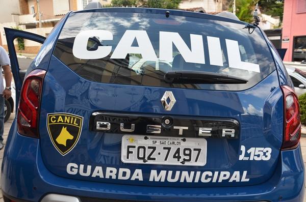 Guarda Municipal recebe nova viatura para atender o Canil - Crédito: Foto: Divulgação PMSC