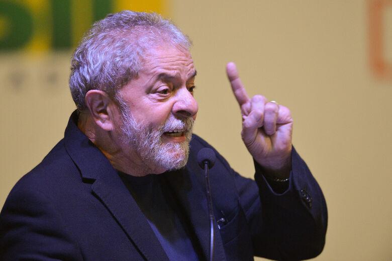 Luiz Inácio Lula da Silva (PT) lidera com 31% das intenções de voto - Crédito: Fabio Rodrigues Pozzebom/Agência Brasi