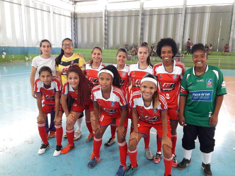 Sub17 aplicou a maior goleada na estreia: 7 a 1 nas ferreirenses - Crédito: Marcos Escrivani