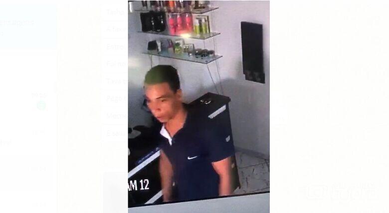 Câmeras de segurança flagram ação de ladrão na Vila Prado; veja o vídeo -