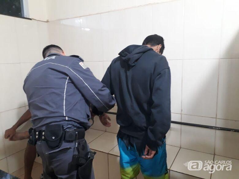 Procurado pela Justiça é preso no Zavaglia - Crédito: Marco Lucio