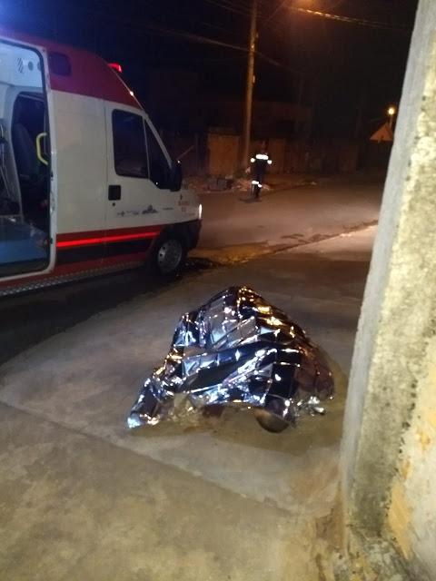 Homem morre baleado em cidade da região - Crédito: Araraquara 24 Horas
