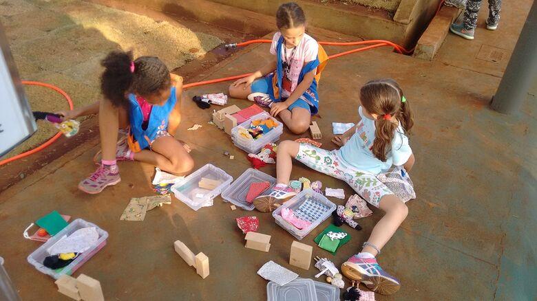 Semana Mundial do Brincar busca a construção e proteção do brincar como fundamento da expressão genuína da criança - Crédito: Divulgação