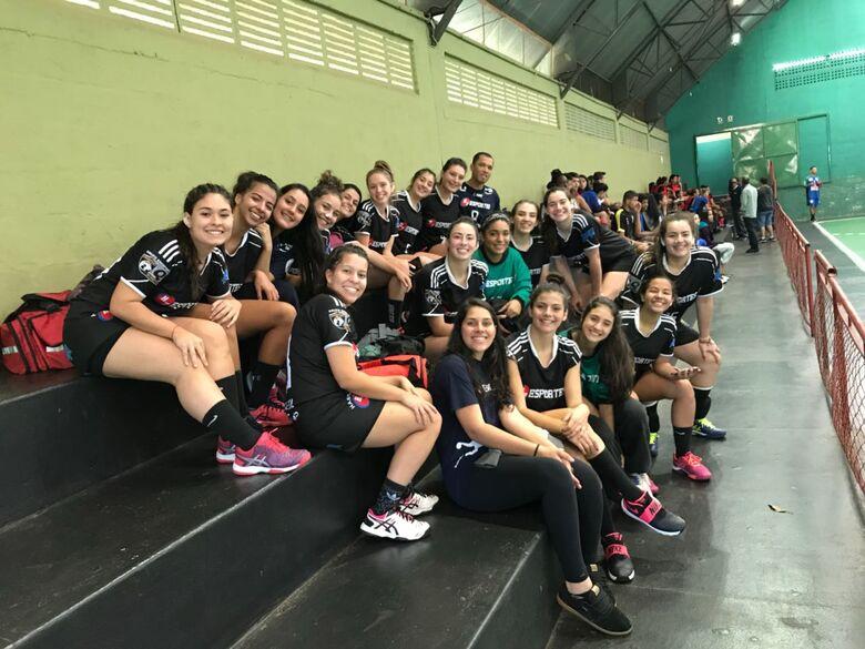 H7 Esportes está entre as oito melhores equipes dos Joguinhos Abertos do Interior - Crédito: Divulgação