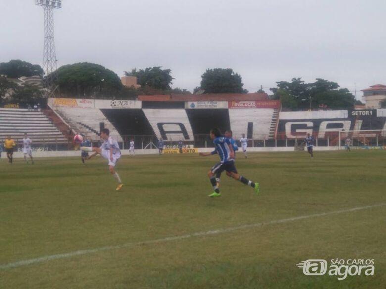 Sub15 venceu e segue vivo no Campeonato Paulista - Crédito: Rovanir Frias/SCFC