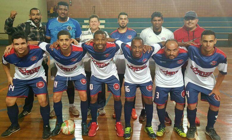 Millenium/Apoel fez uma bela partida e venceu mais uma em Araraquara - Crédito: Marcos Escrivani