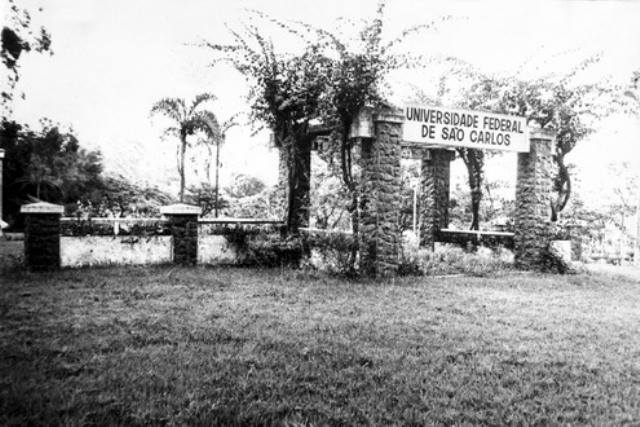 Há 50 anos, São Carlos ganhava a UFSCar - Crédito: Arquivo Pessoal
