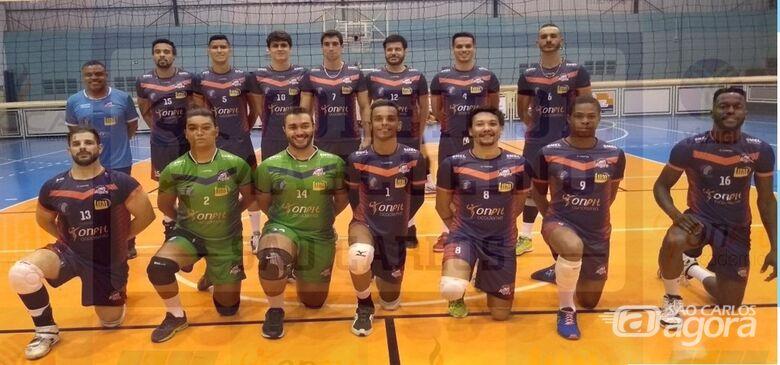 Equipe adulta busca a reabilitação no campeonato da APV - Crédito: Marcos Escrivani