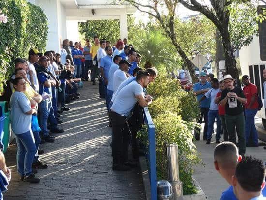 Trabalhadores na Electrolux entram em férias coletivas - Crédito: Divulgação