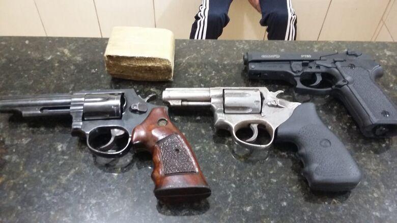 Após discussão, funileiro dispara armas de fogo no Tangará - Crédito: Arquivo/SCA