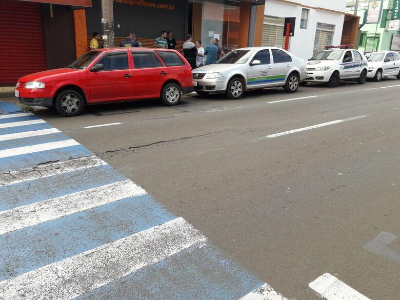 Operação fecha escola que oferecia cursos na avenida São Carlos - Crédito: Maycon Maximino
