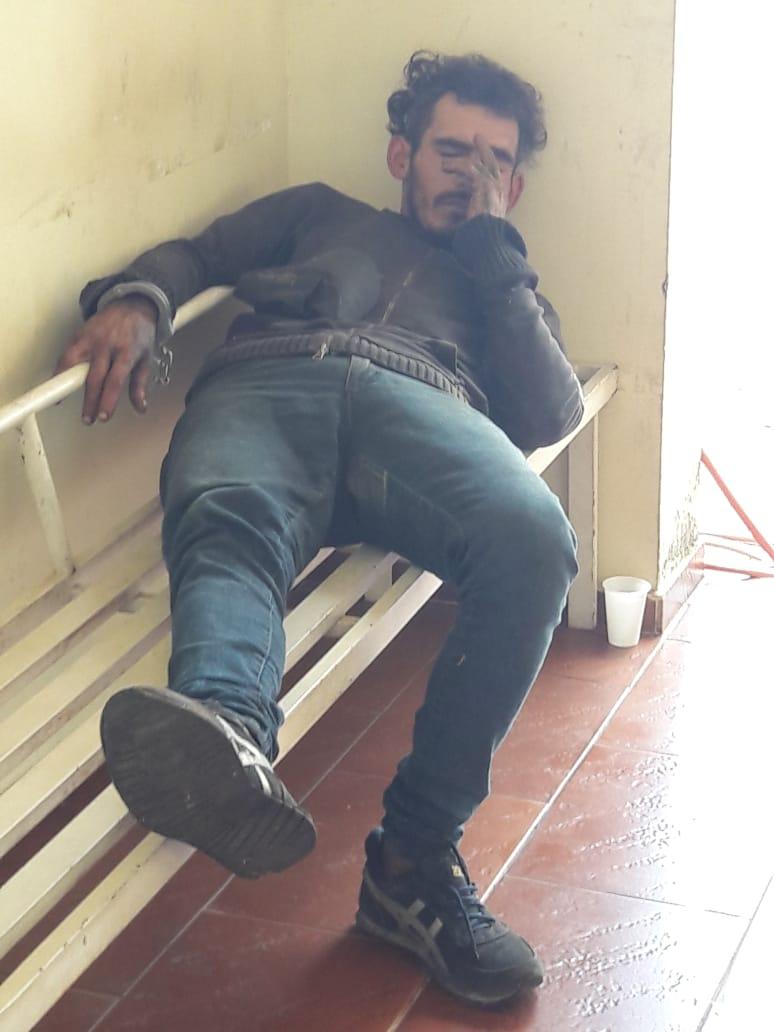GM prende procurado pela Justiça na Praça Independência -