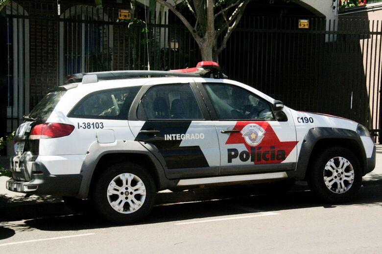 Procurado pela Justiça, taxista é preso pela PM - Crédito: Arquivo/SCA