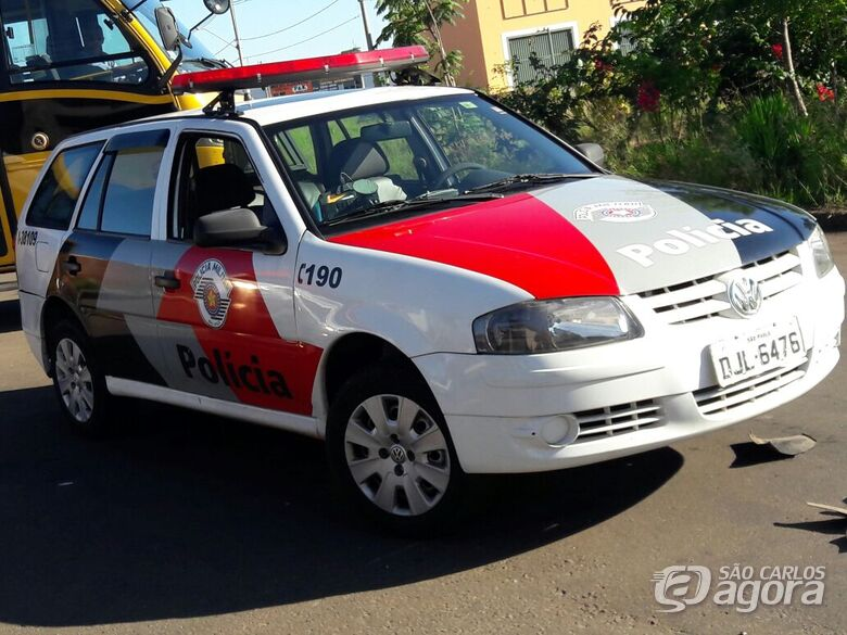 Ladrão furta Clio de estacionamento da UPA Vila Prado - Crédito: Arquivo/SCA