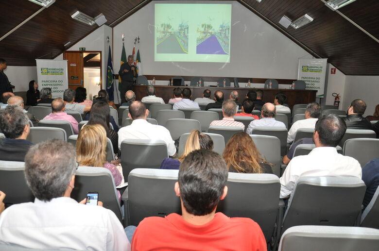 Boulevard privilegiará mobilidade urbana e prevê centro comercial moderno e seguro - Crédito: Divulgação