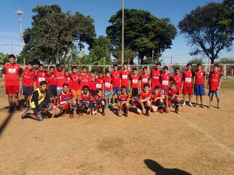 Centro da Juventude Elaine Viviane e Mult Sport realizam amistosos - Crédito: Divulgação