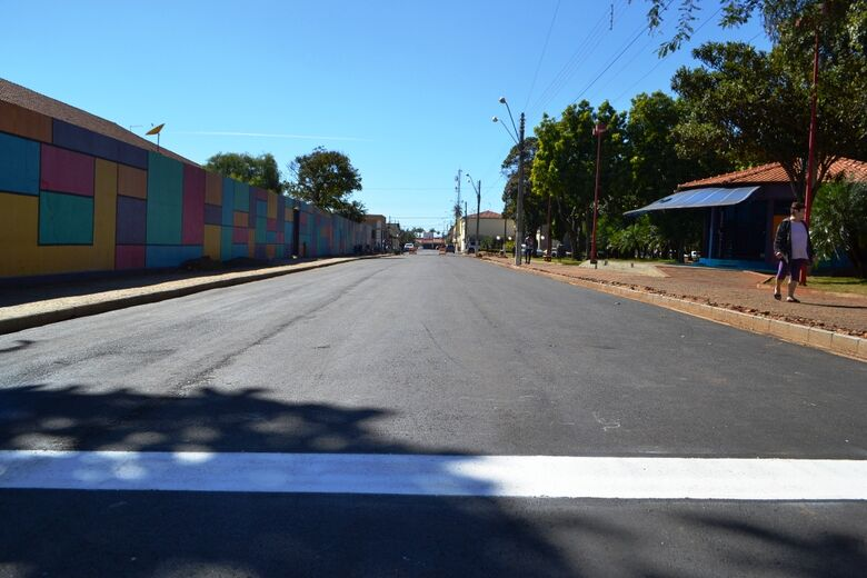 Mudanças no trânsito de Ibaté começam a operar no Domingo -