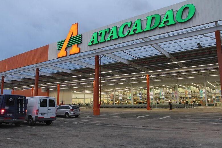 Atacadão será inaugurado em Julho e oferece 260 vagas de empregos -