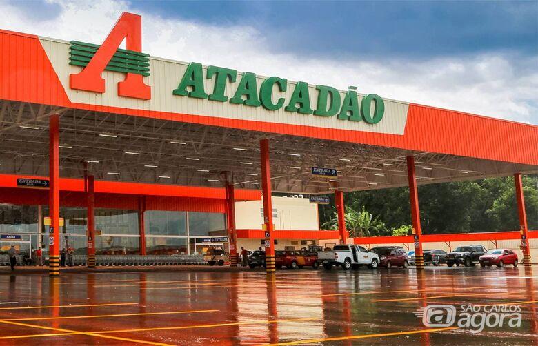 São Carlos deverá receber unidade do Atacadão onde funcionou o Makro - Crédito: Divulgação