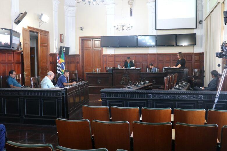 Câmara realizou duas audiências públicas nesta quarta-feira - Crédito: Divulgação