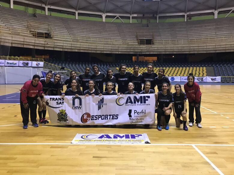 H7 Esportes passou fácil pela USP São Carlos - Crédito: Marcos Escrivani