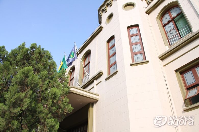 Edifício Euclides da Cunha, sede da Câmara Municipal - Crédito: Divulgação
