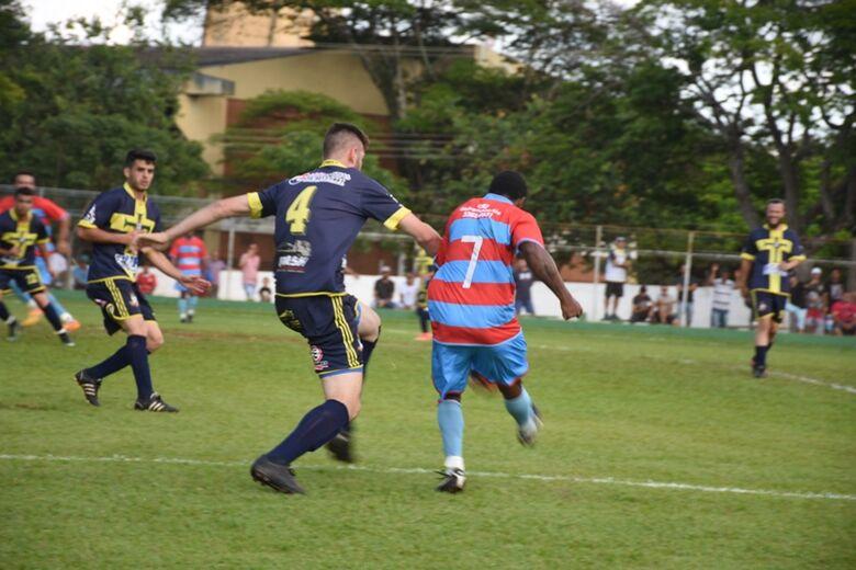 Campeonato Amador começa neste domingo - Crédito: Divulgação