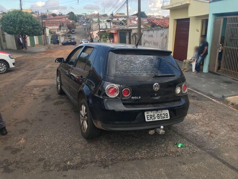 Bandido atira contra policiais durante perseguição no Gonzaga -