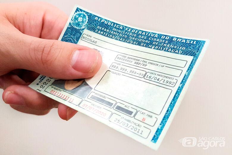 Detran permite que motoristas profissionais zerem pontos da CNH - Crédito: Divulgação
