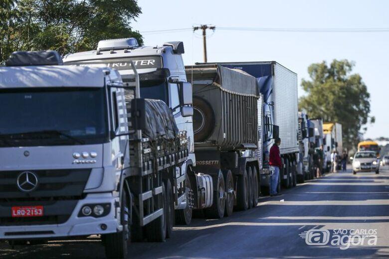 Protestos em 22 Estados afetam indústrias de carnes e fluxo de soja aos portos - Crédito: Agência Brasil