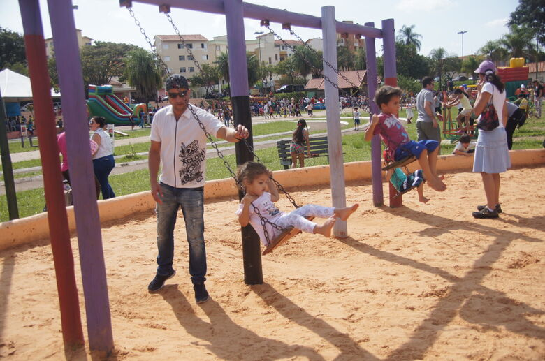 Dia Mundial do Brincar tem comemoração especial em São Carlos -