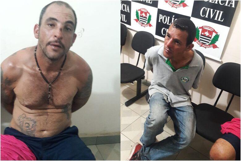 Dupla é presa pela GM após furtar casa de estudante no Cidade Jardim - Crédito: Divulgação/GM