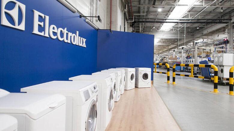 Linha de produção da Electrolux está parada devido à greve dos caminhoneiros -