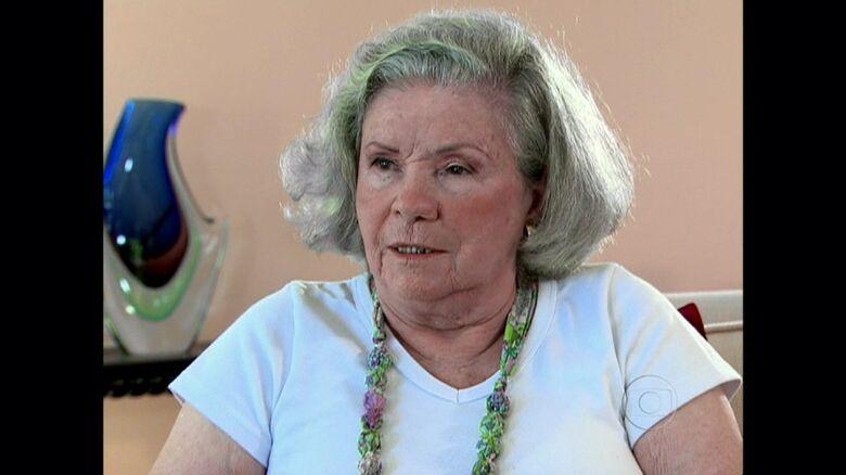 Eloísa ficou marcada por trabalhos na primeira versão de A Grande Família, de 1975, na qual interpretou a personagem Nenê - Crédito: Divulgação