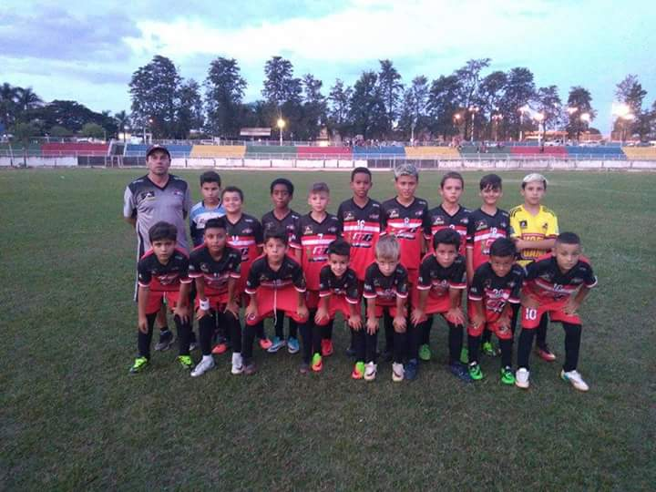 Equipe sub14 decide o título da Taça Gatto - Crédito: Divulgação