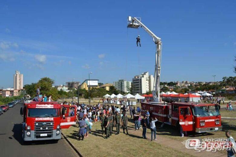 Dia do Bombeiros será comemorado com grande festa em São Carlos -