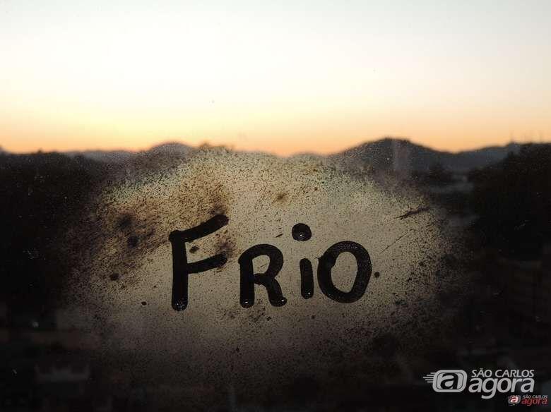 Frio continua e madrugada desta segunda-feira deve registrar 6ºC -