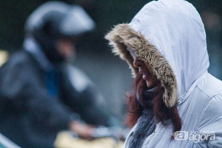 Defesa Civil alerta para frio intenso nos próximos dias -