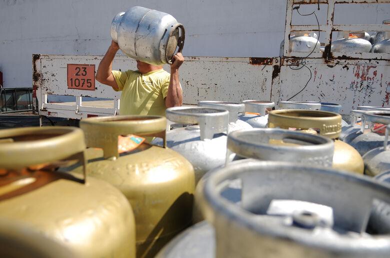 Gás de cozinha está no fim em São Carlos - Crédito: Agência Brasil