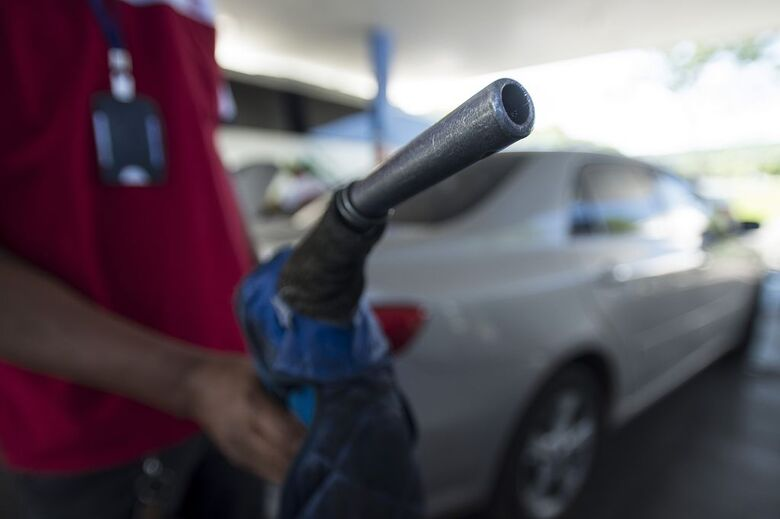 Petrobras elevará preços de gasolina e diesel a novas máximas a partir de sábado - Crédito: Marcelo Camargo/Agência Brasil