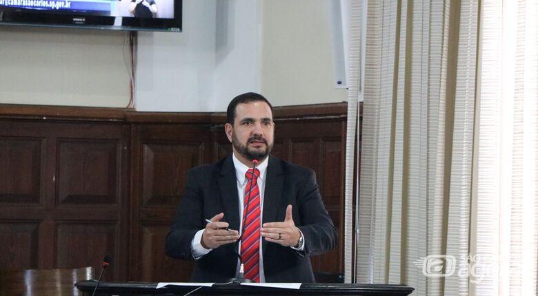 Julio Cesar argumentou que diversas mudanças foram realizadas no entorno do local e principalmente no tocante ao trânsito - Crédito: Divulgação