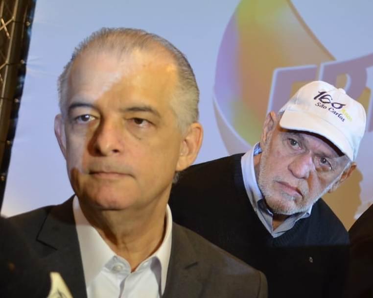 Governador Márcio França escolhe São Carlos para anunciar investimento e entregar obras na região Central -