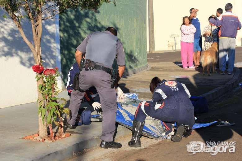 Jovem se apresenta à polícia e assume homicídio no Paulistano - Crédito: Marco Lucio