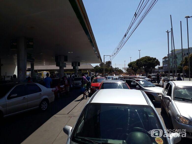 Protesto contra preço dos combustíveis está confirmado - Crédito: Divulgação